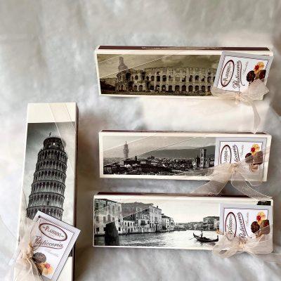Foto biscotti città